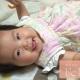 京都市4ヶ月児健診^^